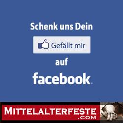 Über 10000 gefällt Mittelalterfeste.com auf Facebook