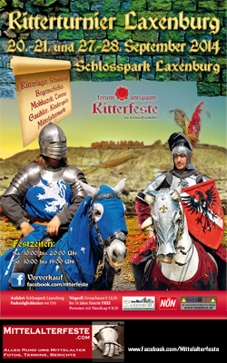 Ritterturnier Laxenburg 2014