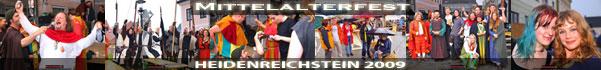 Fotos Mittelalterfest Heidenreichstein 2009 www.Mittelalterfeste.com