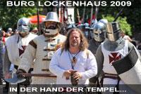 Mittelalterfest Lockenhaus 2009 - Fotos Teil 1