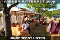 Mittelalterfest Wiener Ritterfest 2009 - Fotos Teil 1