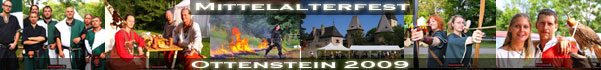 2. Mittelalterfest Ottenstein 2009 - Johannes