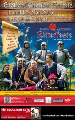 Mittelalterfest Ternitz 2013