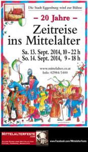 Zeitreise Eggenburg 2014 Mittelalterfest Eggenburg 2014